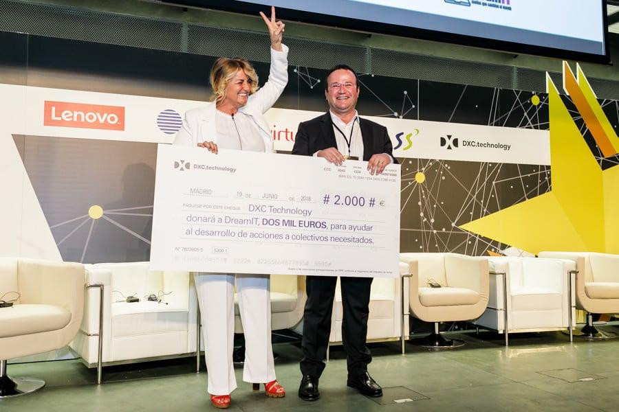 Premio al CIO Solidario del Añp