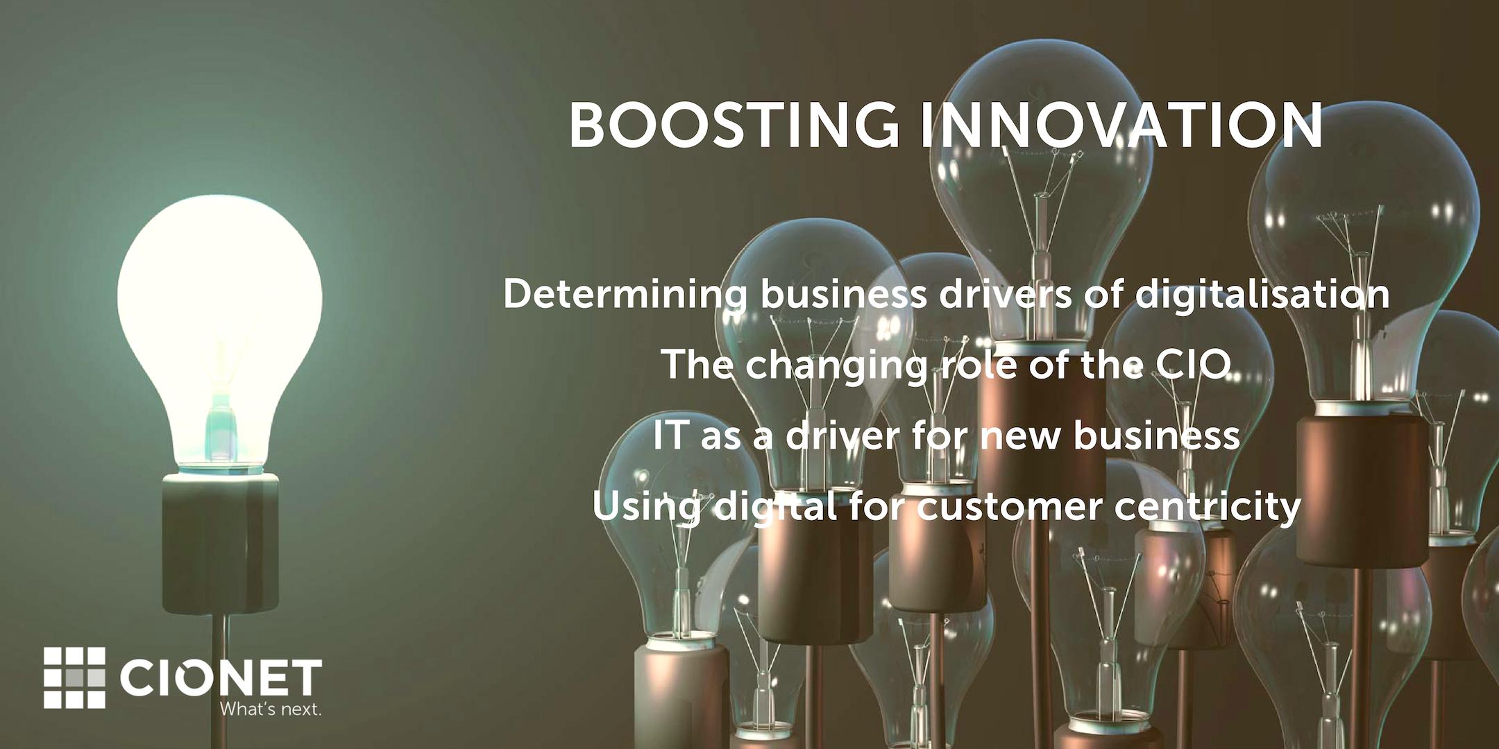 Boosting Innovation (2)
