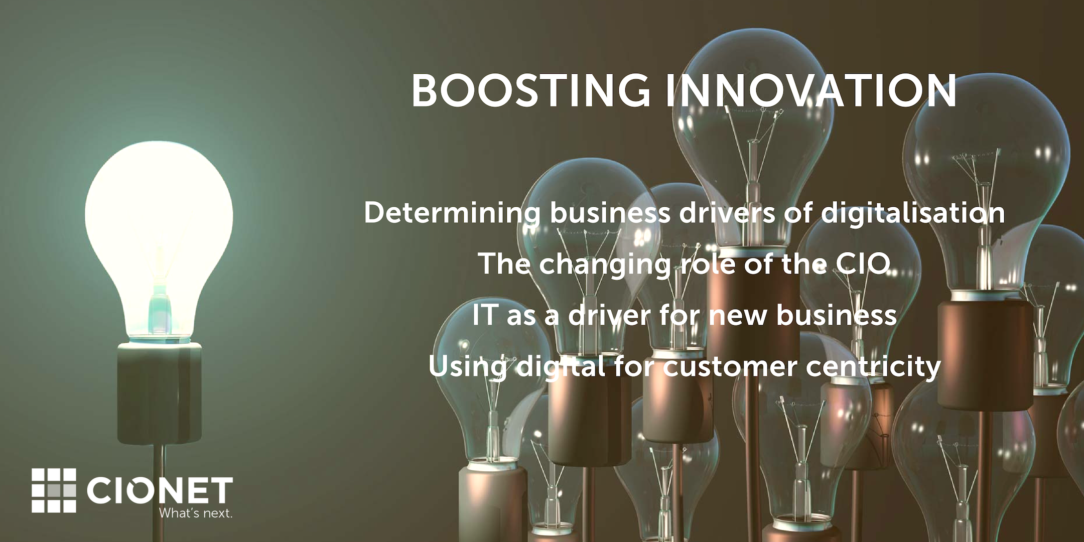 Boosting Innovation (2)