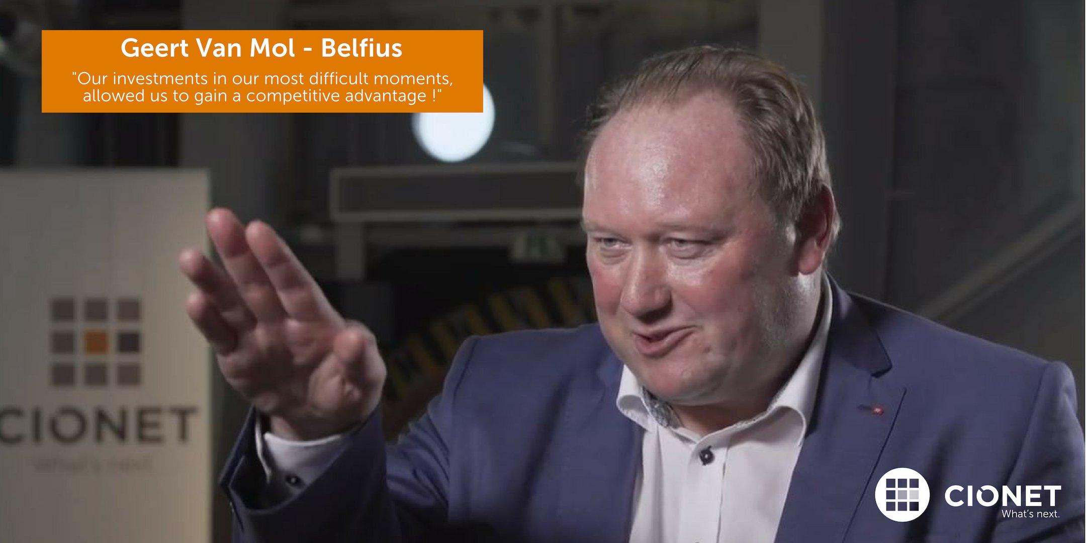 Geert Van Mol - Belfius Digital