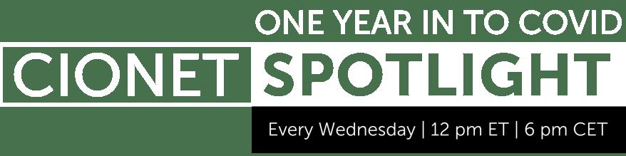 CIONET Spotlight