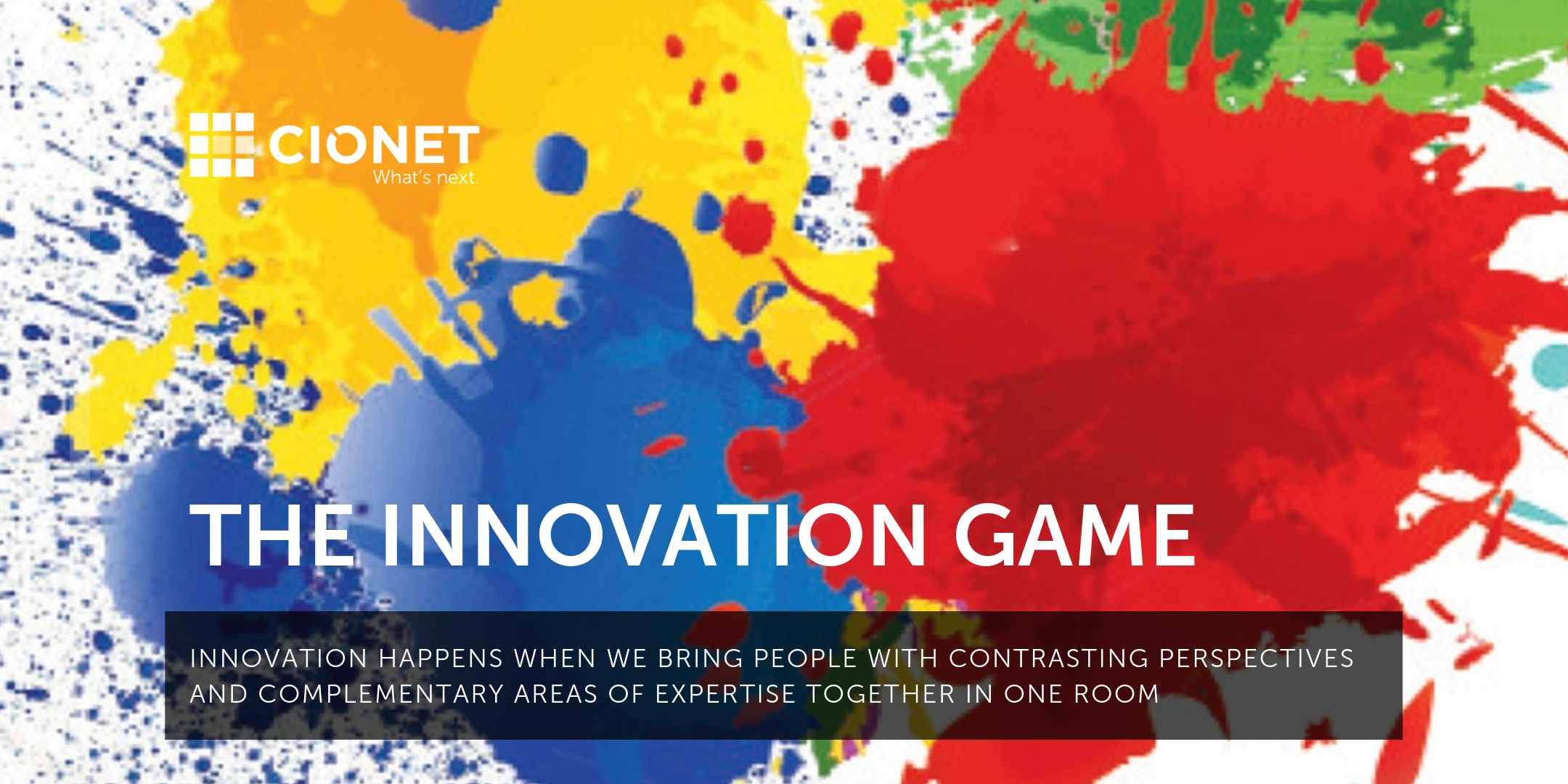 BE2019 - The Innovation Game