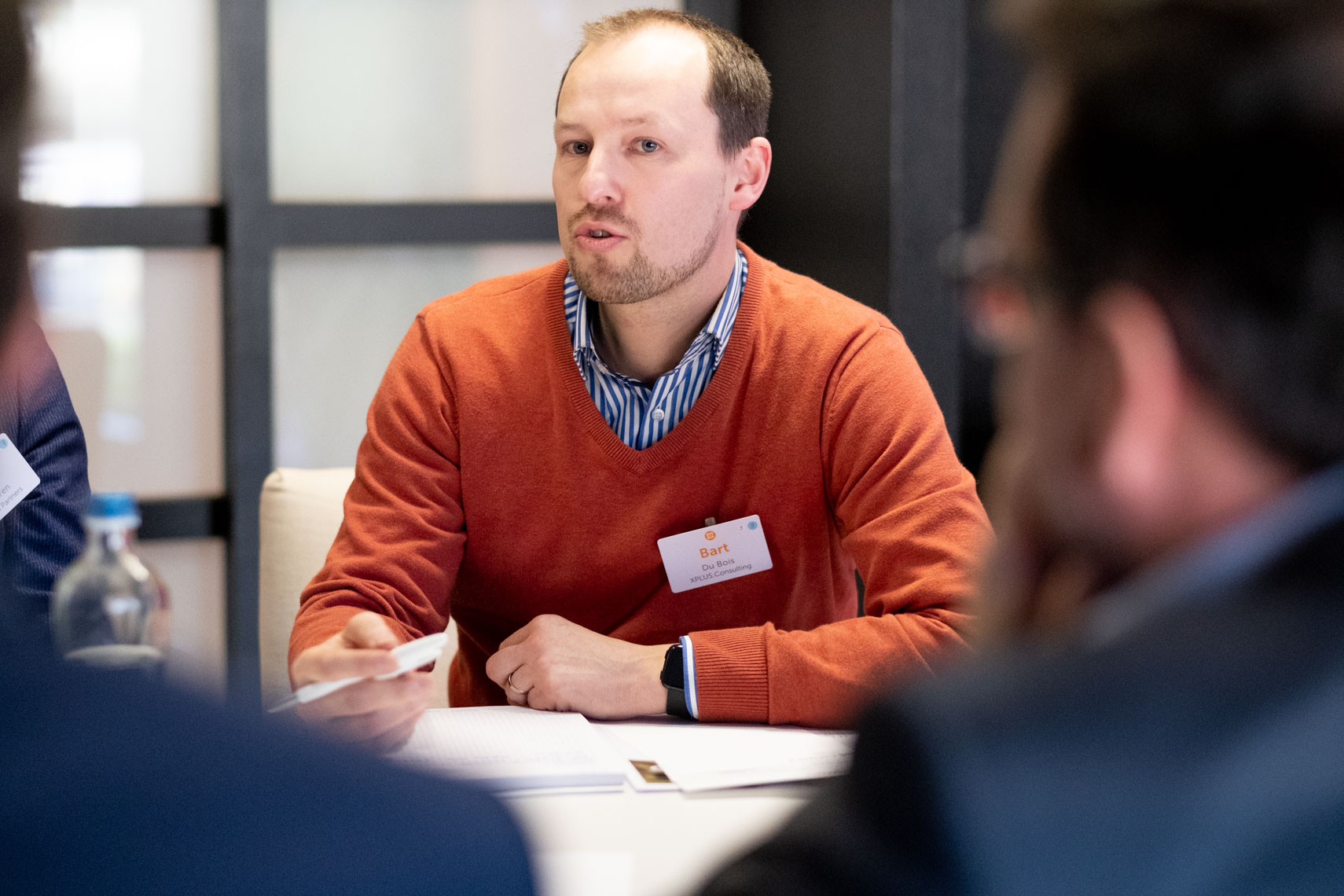 CIONET Belgium - Business Strategy Bootcamp