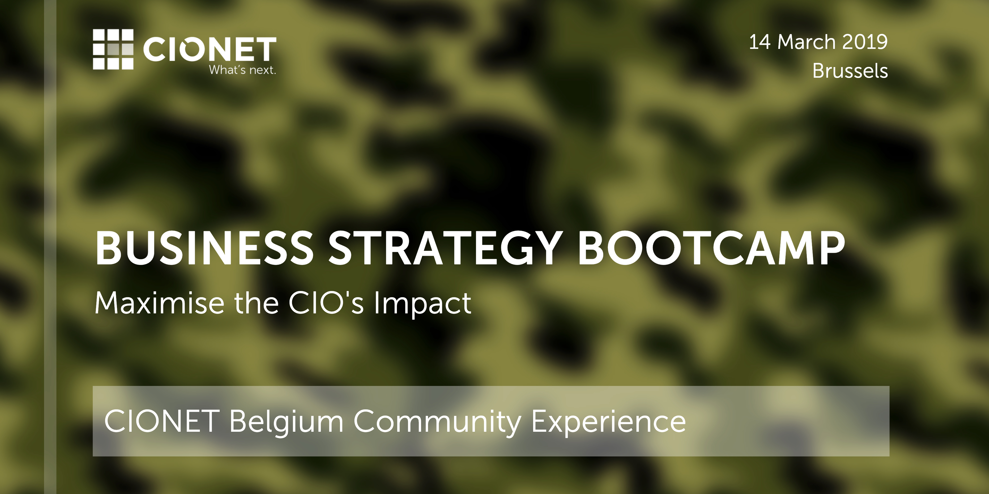 BE20190315 - Business Strategy