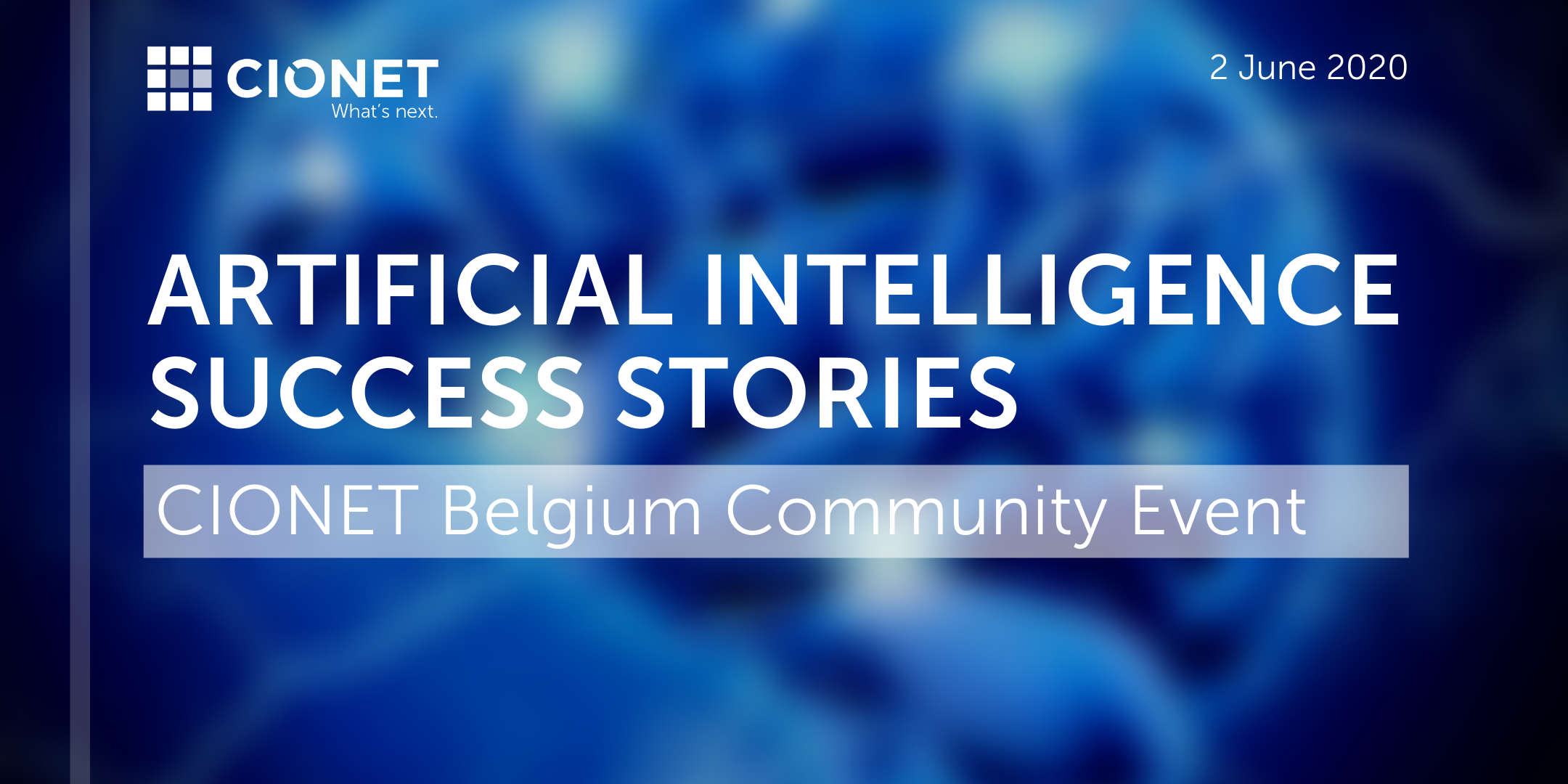 BE20200602 - AI success stories - v1