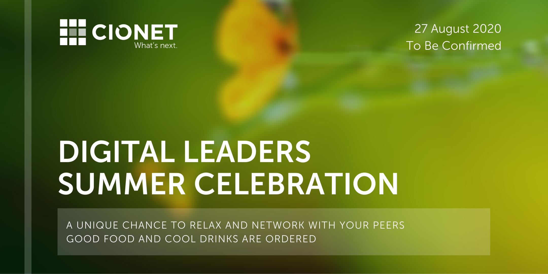 Summer Celebration - banner