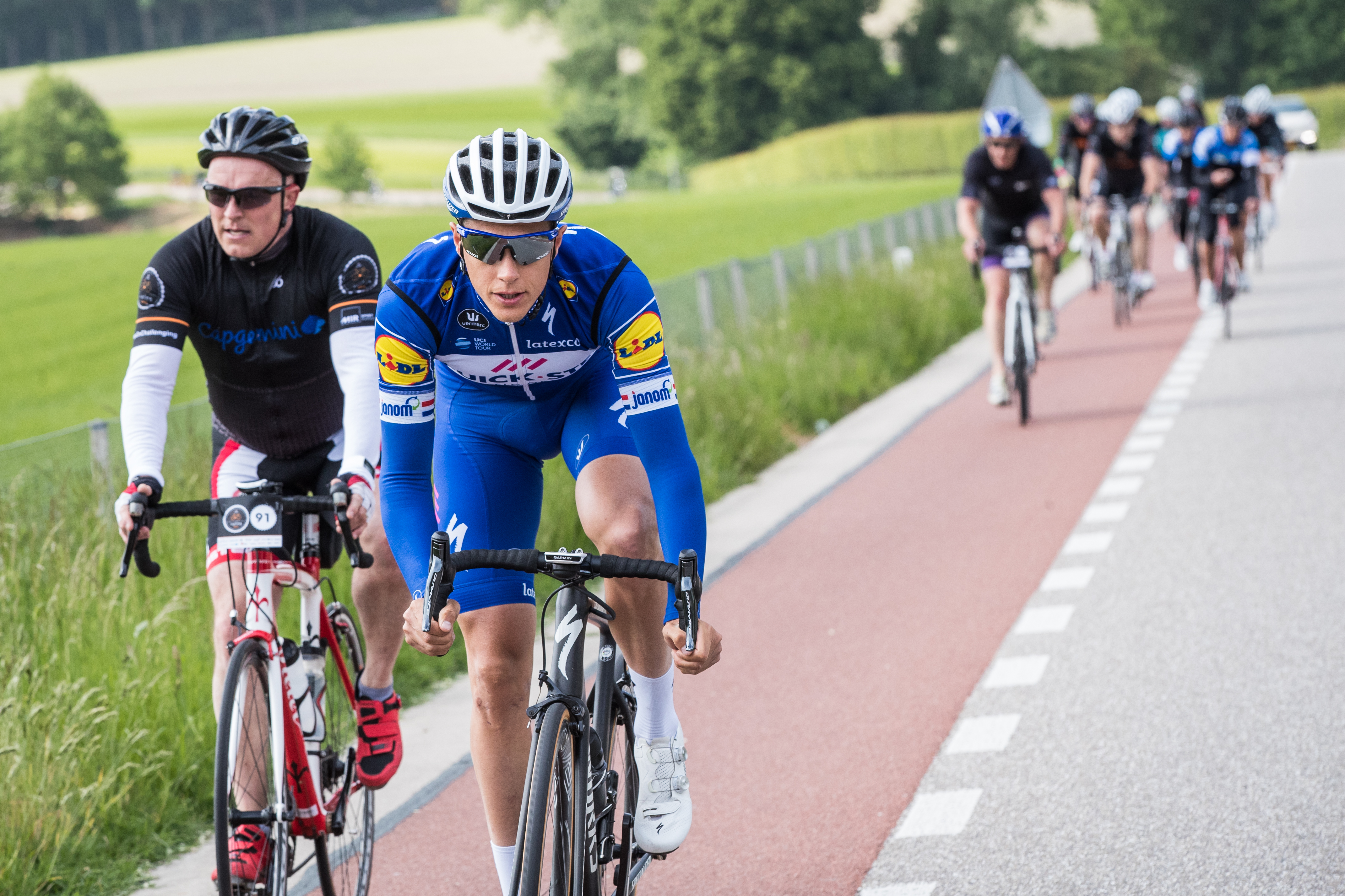 IT Leaders Cycling Challenge