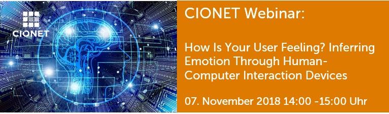 Human Computer Interactions