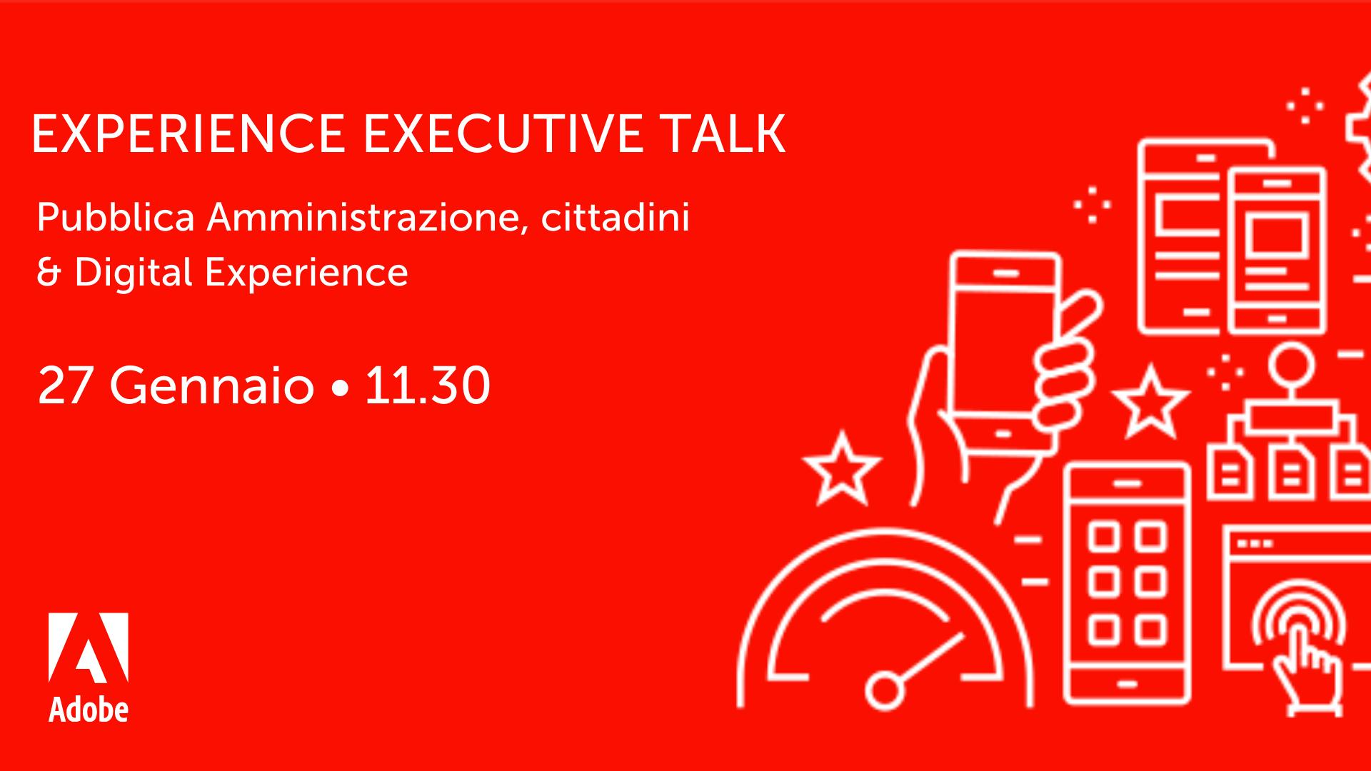EXPERIENCE EXECUTIVE TALK (1)