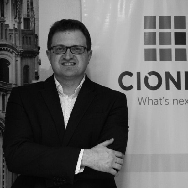 Miguel Angel Country Manager CIONET