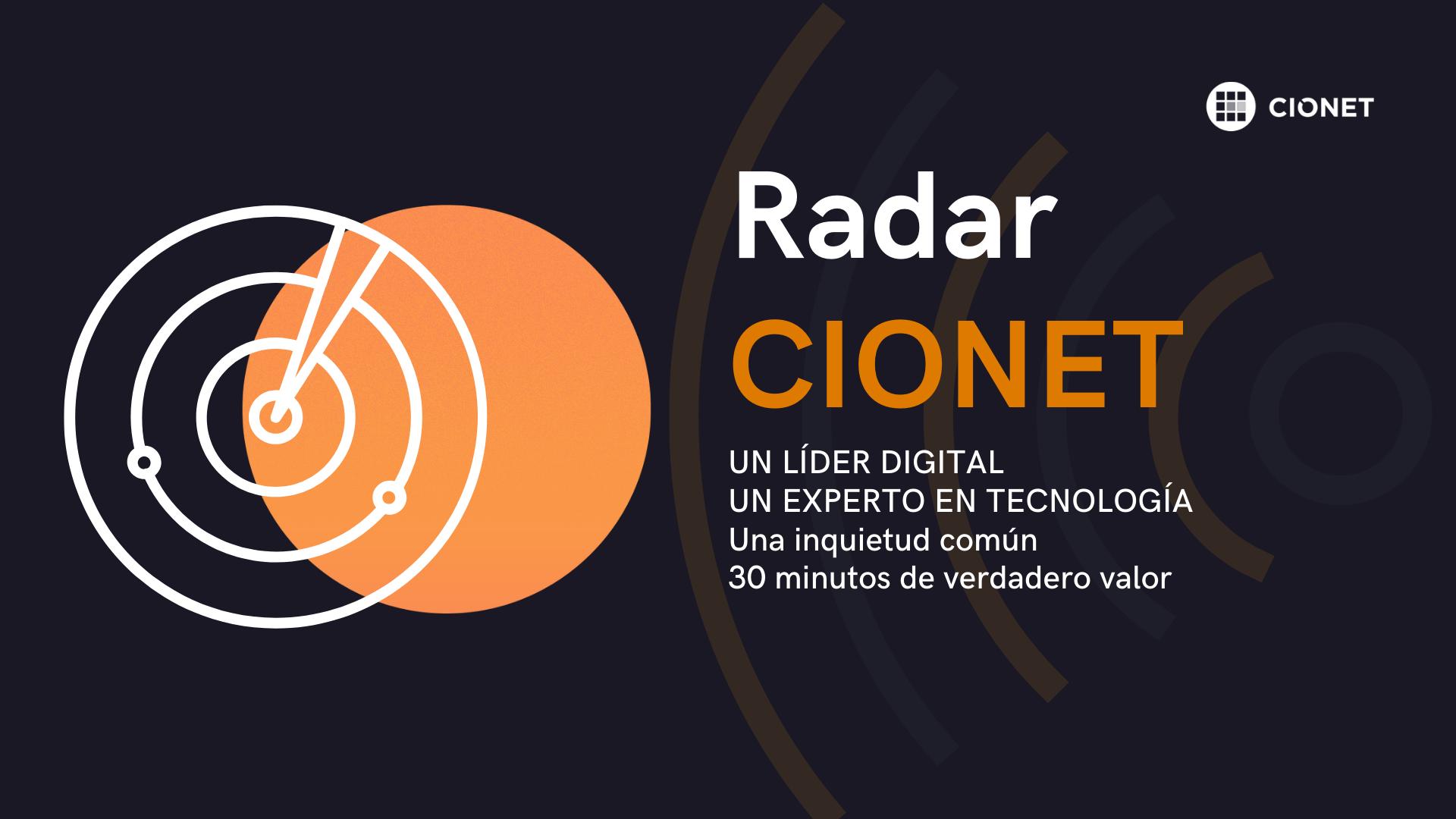 Radar CIONET (40)