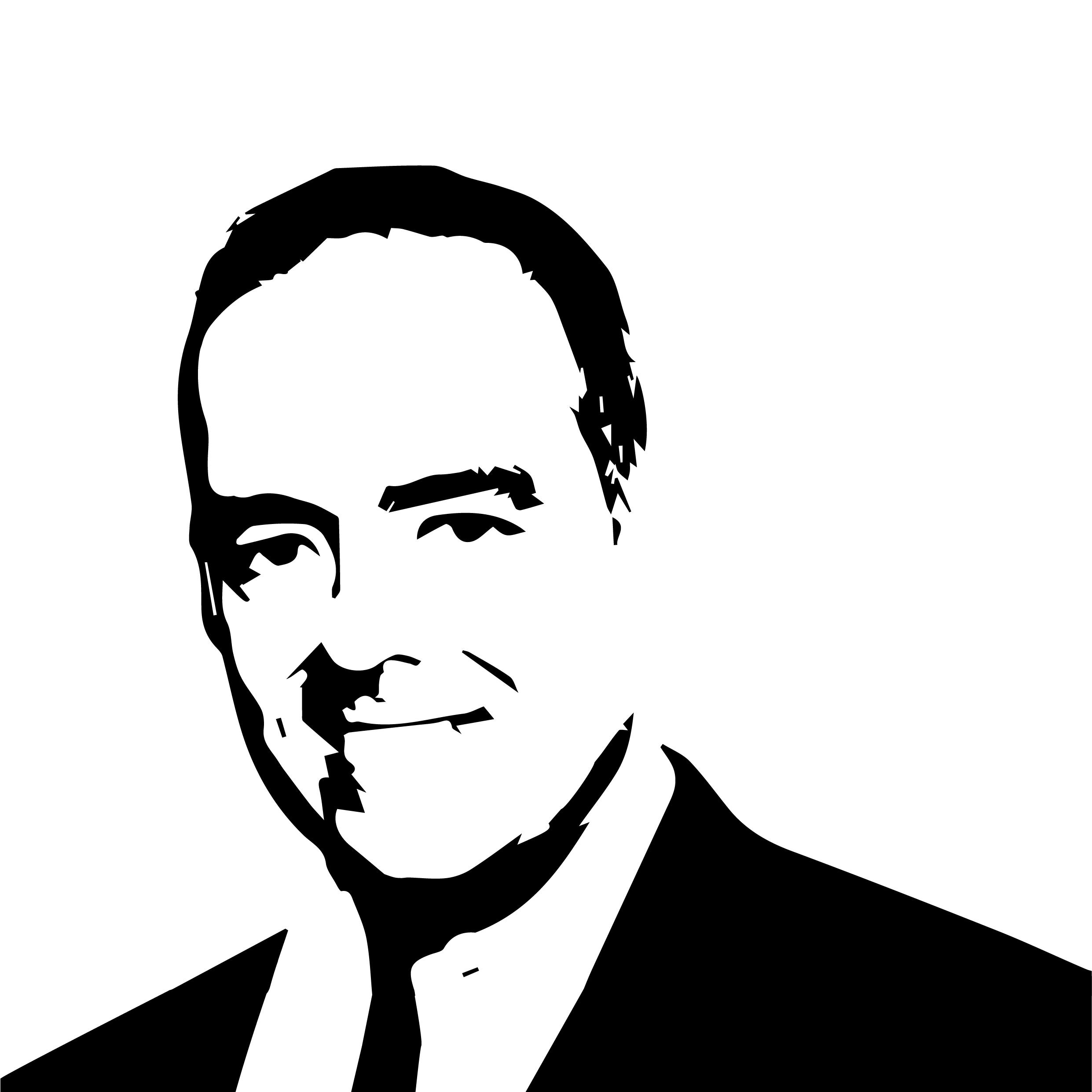 Sketch - Javier Rodríguez Zapatero