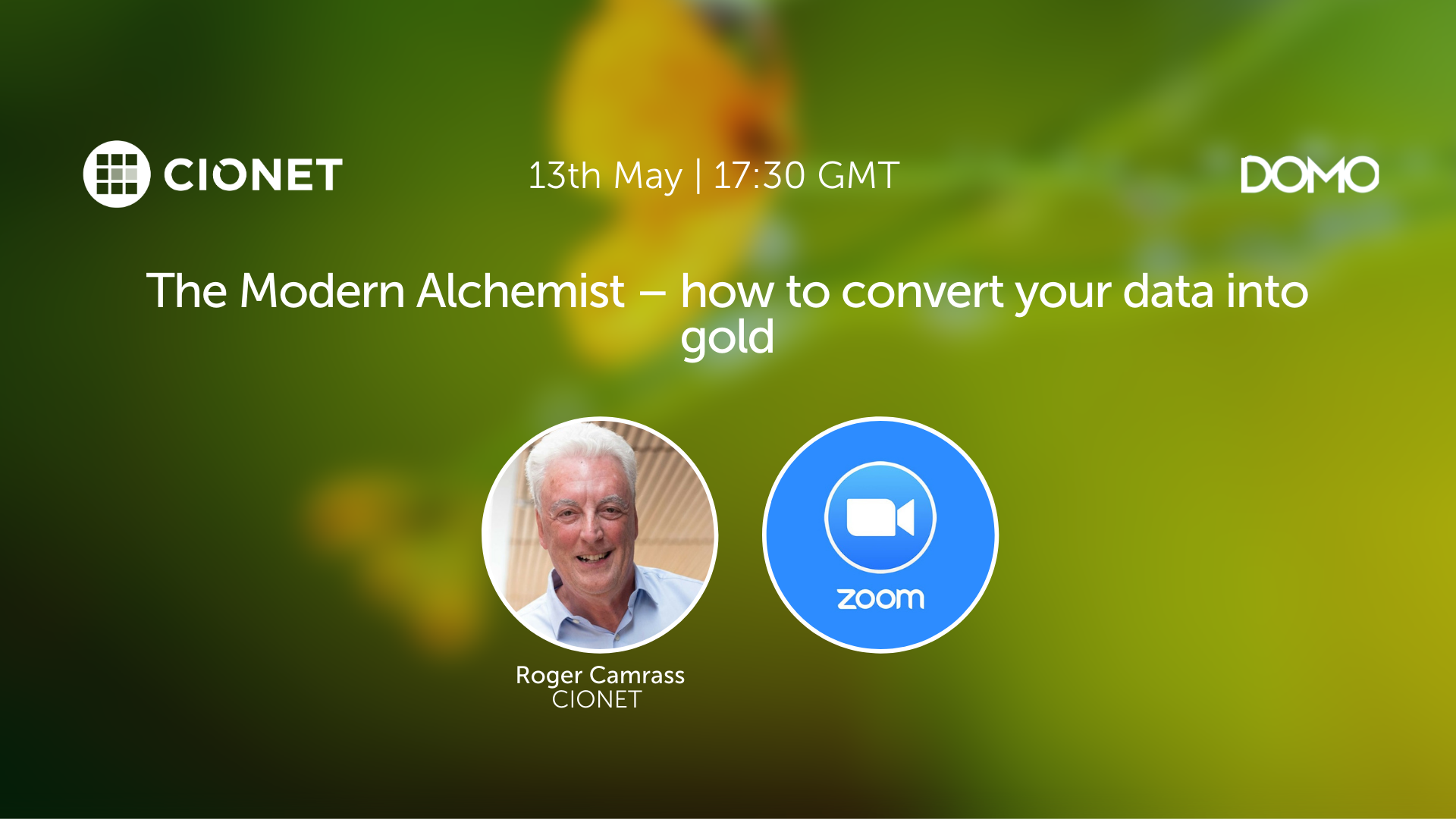 CIONETUK - ADOBE -The Modern Alchemist – how to convert your data into gold -13052021