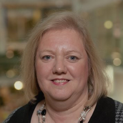CIONET UK - Advisory Board Member - Maureen Wedderburn