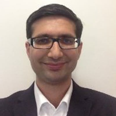 CIONET UK - Advisory Board Member - Tarun Kohli